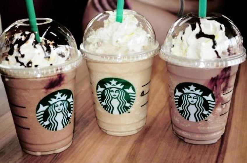 On peut désormais se faire livrer Starbucks !
