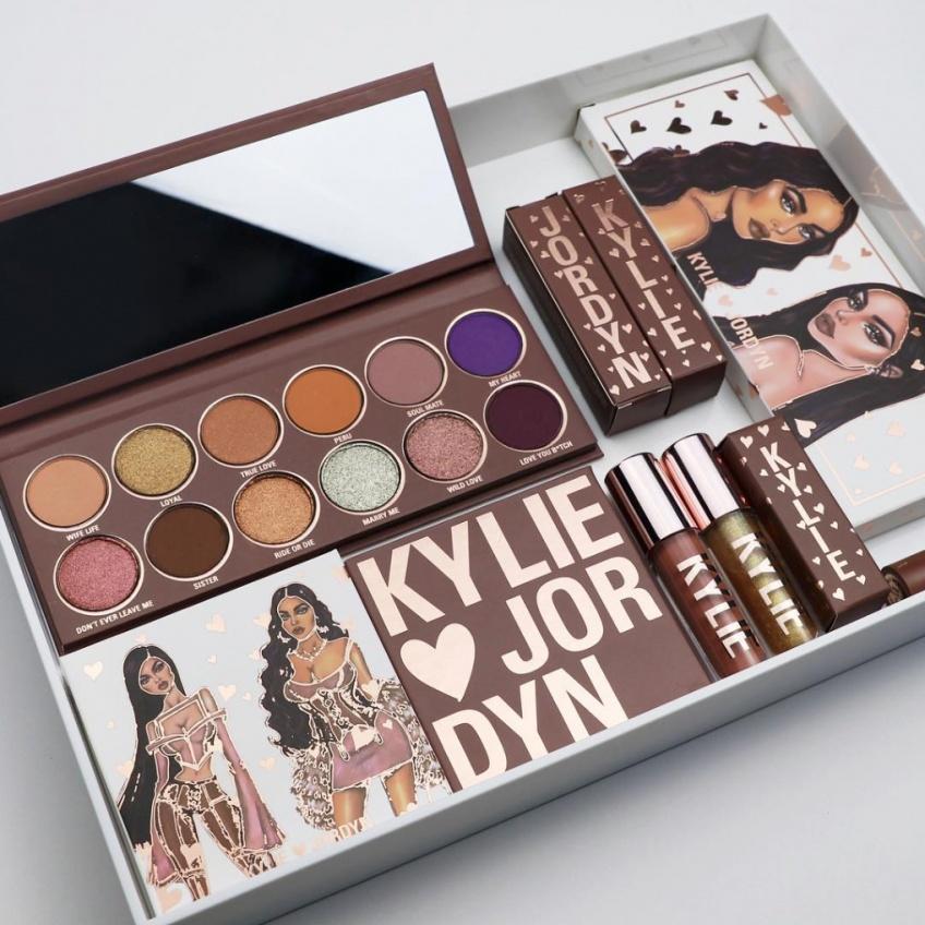 Kylie Jenner X Jordyn Woods : la nouvelle collaboration de la rentrée !