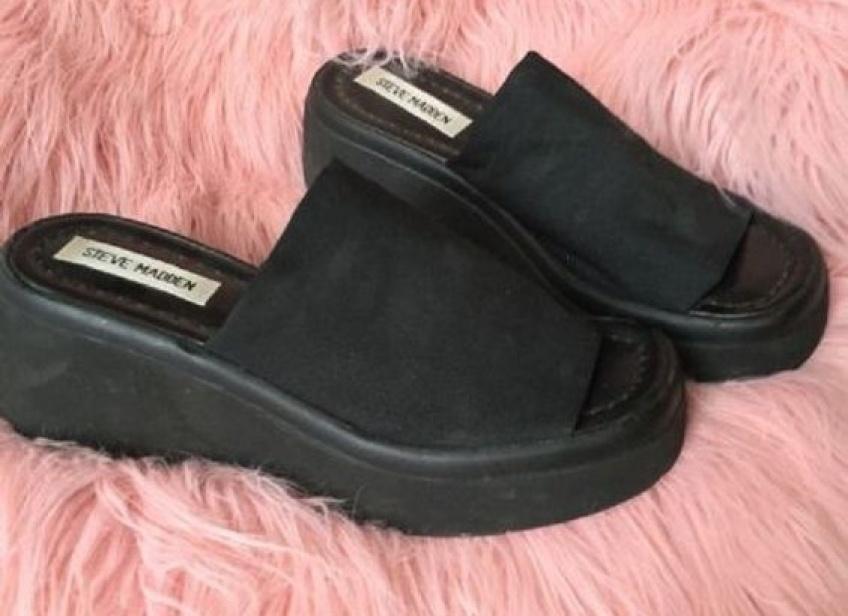Instant Nostalgie : les chaussures tendance des années 90 que vous avez forcément portées !