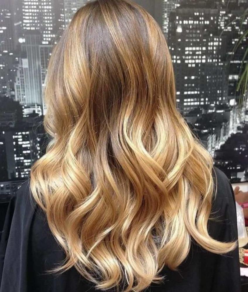 Coiffure  Les balayages blonds parfaits pour égayer la