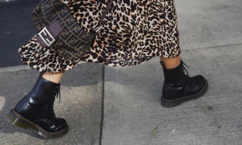 #SHOESDAY : Les combat boots, votre allié pour affronter le froid avec style !