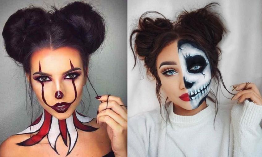 Les meilleurs tutos pour créer votre make-up Halloween à la perfection !