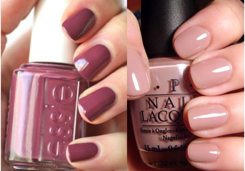 Les plus belles couleurs de vernis qui vont embellir les ongles courts !