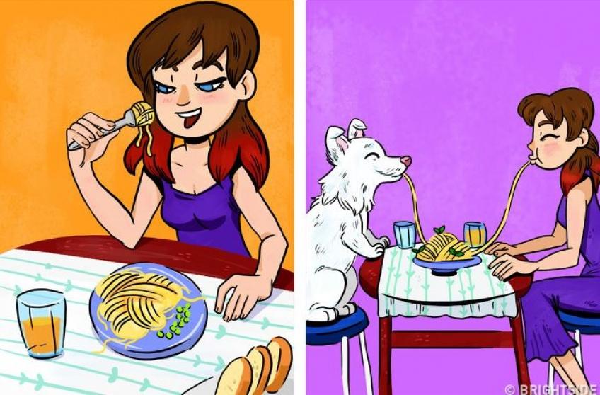 Ces illustrations trop mignonnes pour les dogs lovers