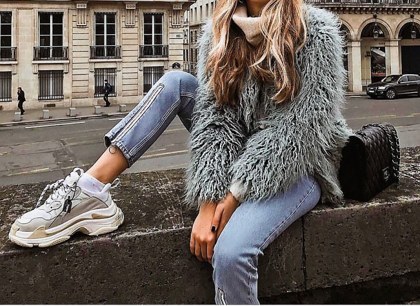 Baskets Style Hiver