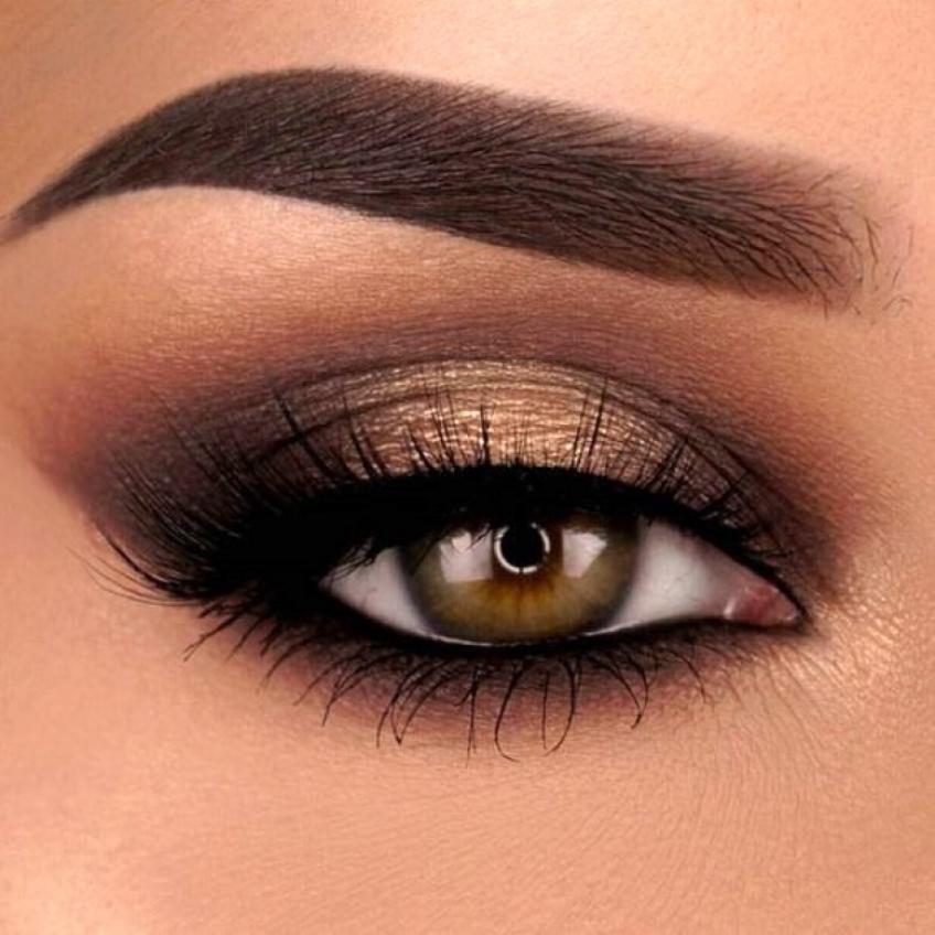 smoky eye