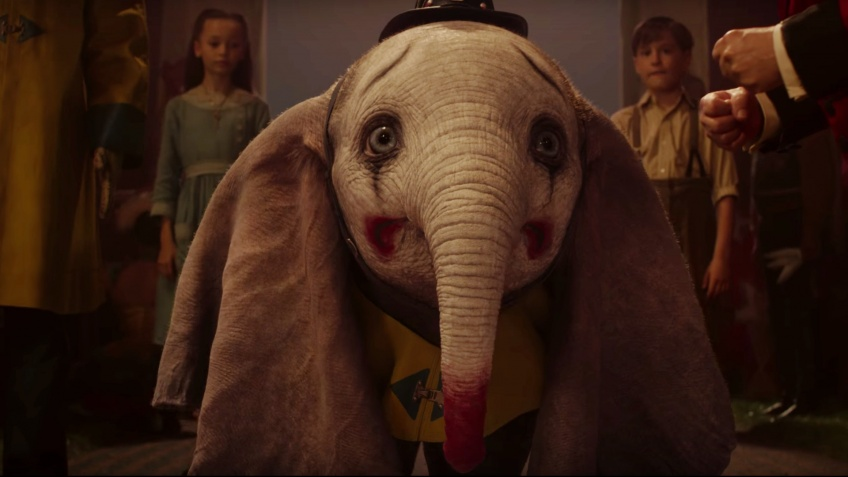 Dumbo Tim Burton Bande-annonce