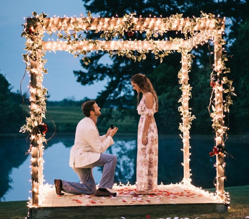 Ces demandes en mariage auxquelles il était difficile de dire non !
