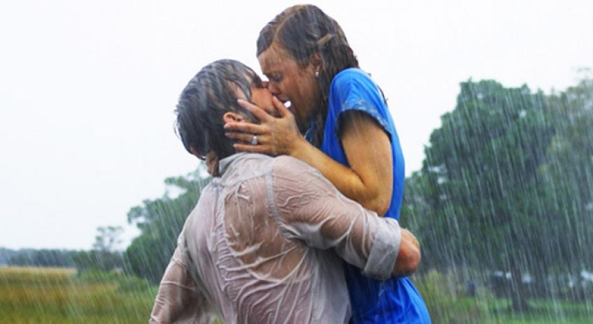 scènes de films, iconiques, romantiques