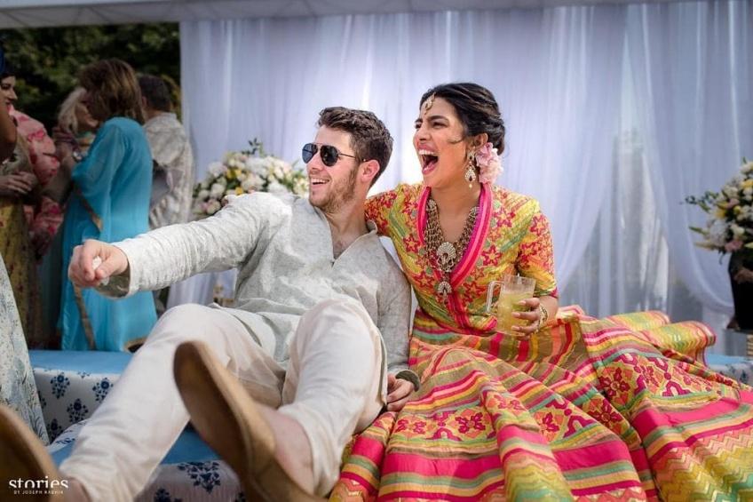 Nick Jonas et Priyanka Chopra, Mariage