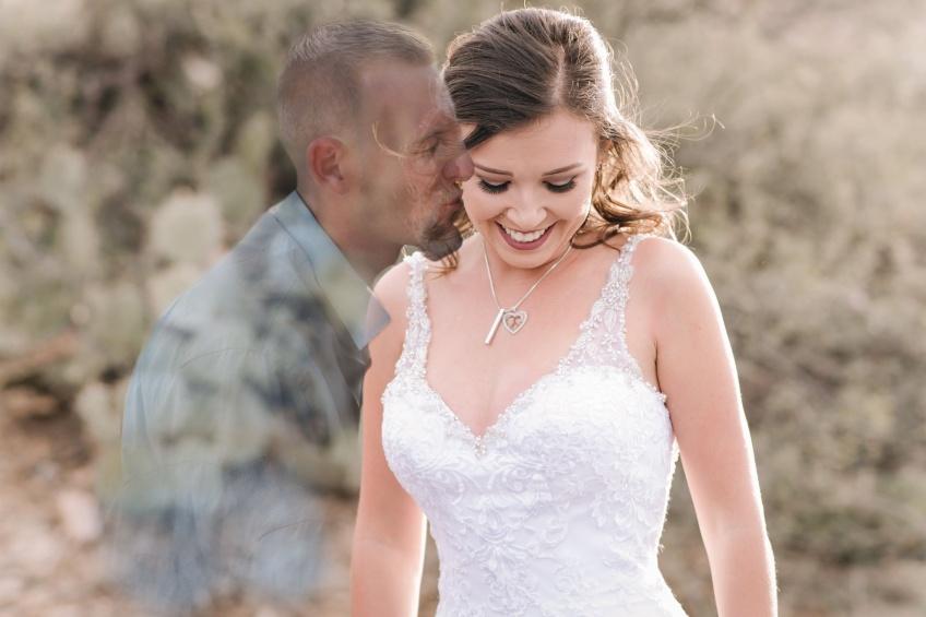 Cette femme a publié les photos du mariage qu'elle n'a jamais eu, et c'est vraiment émouvant