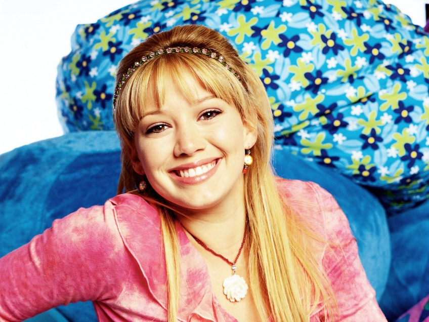 Hilary Duff Lizzie McGuire Retour