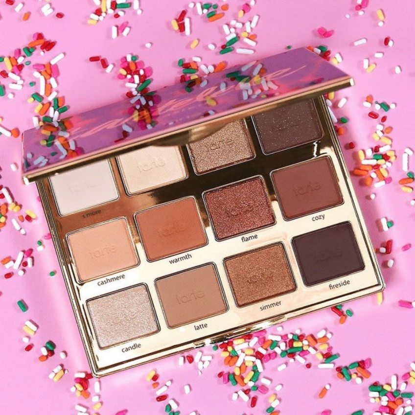 Beauty Crush #58 : Optez pour un maquillage naturel et girly avec Tarte Cosmetics !