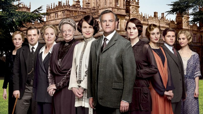 downton abbey, film, trailer