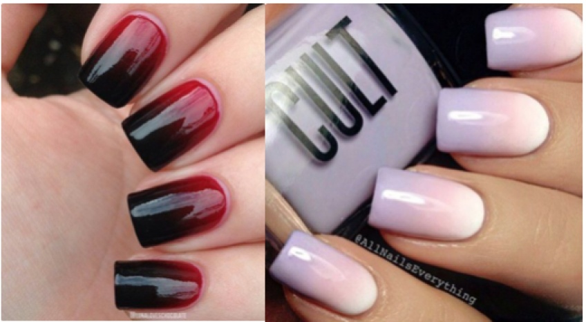 Le nail art ombré, la tendance irrésistible à tester de toute urgence !