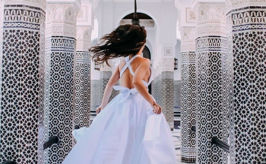 Devenez une reine de Marrakech le temps d'un séjour digne des Mille et une Nuits dans l'hôtel le plus spectaculaire