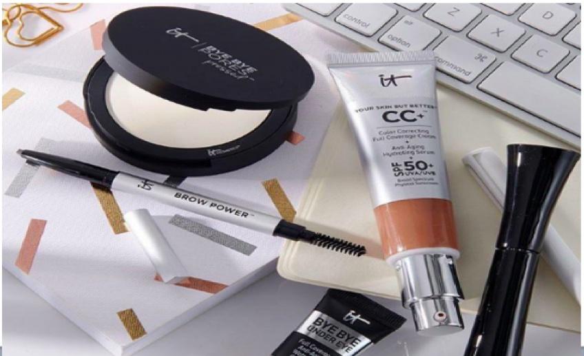 Beauty Crush #60 : It Cosmetics, la marque de cosmétiques qui chouchoutera votre peau