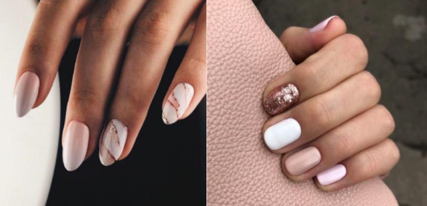 La tendance nail-art rose gold qui ne vous laissera pas de marbre