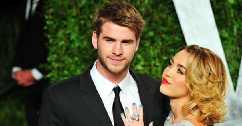 Miley Cyrus Liam Hemsworth anniversaire lettre