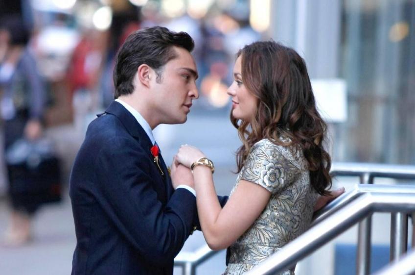 Les moments les plus romantiques vus dans Gossip Girl qui nous réchauffent le cœur
