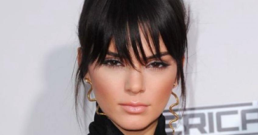 Kendall Jenner passe à la frange !