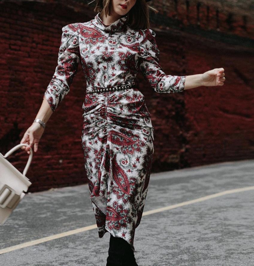 Les robes longues les plus canon que vous allez vouloir porter jusqu'au début du printemps