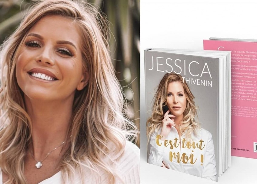 Jessica Thivenin livre