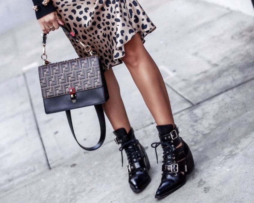 #Shoesday: Les bottines les plus rock'n'roll de la saison indispensable dans votre dressing
