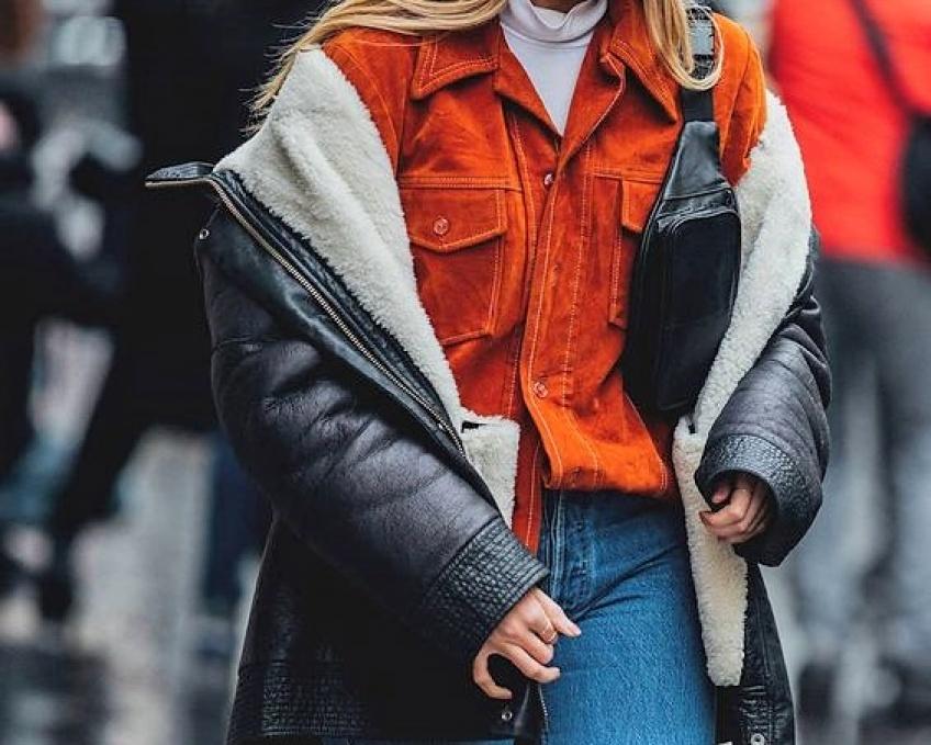 Les looks tendance et canon repérés sur Pinterest qui fonctionnent aussi très bien quand il fait froid
