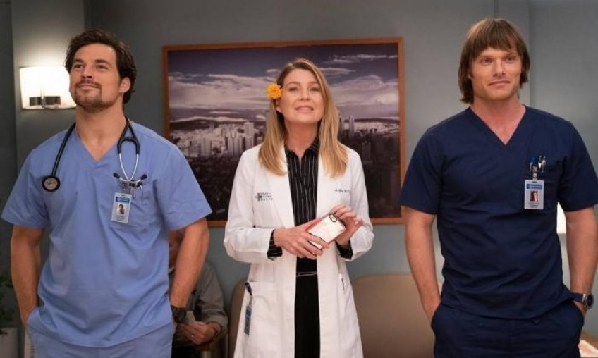 grey's anatomy saison 15