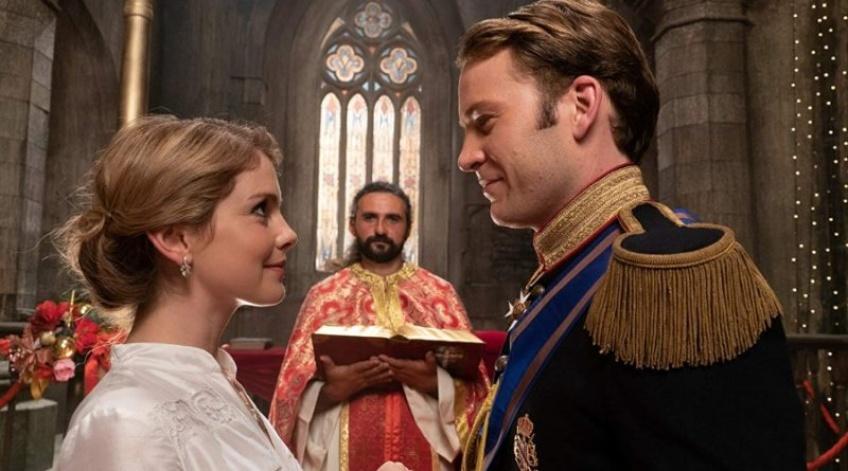 Netflix A Christmas Prince troisième volet Noël