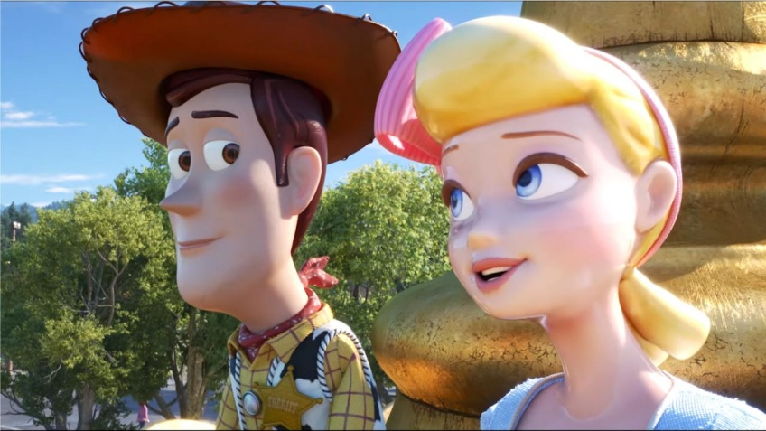 Toy Story 4 bande-annonce Disney Pixar