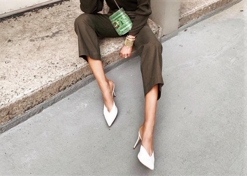 #Shoesday : Les mules à talons qui vont enchanter vos jolis petons