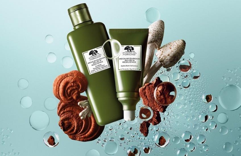 Origins dévoile une nouvelle gamme de soins aux champignons, à shopper uniquement chez Sephora !