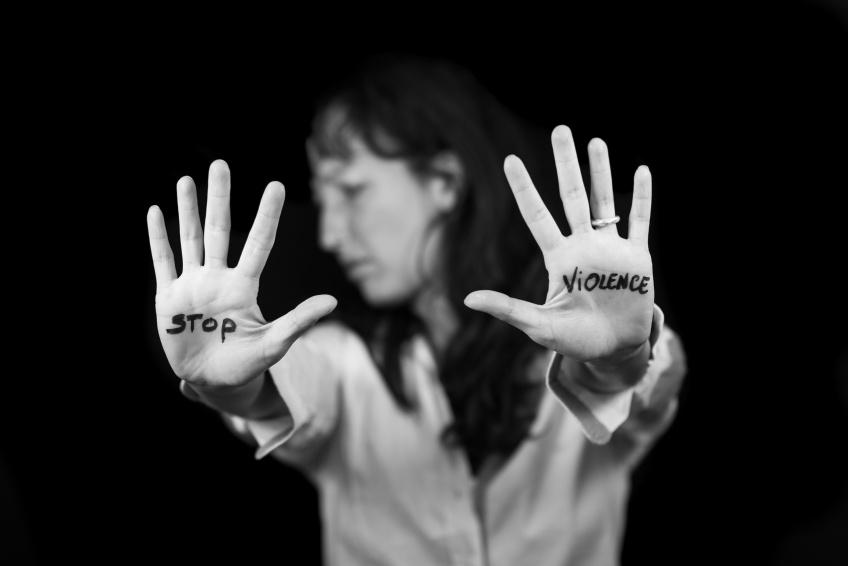 Cette femme, rouée de coups par son petit ami, publie des photos pour dénoncer la violence contre les femmes