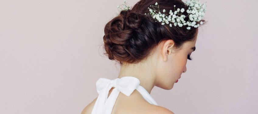 Mariage : ces façons stylées de porter le chignon !