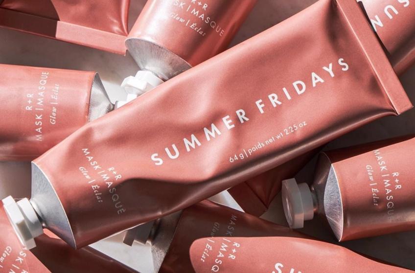 Beauty Crush #82 : Summer Fridays, la marque de masques qui va sauver votre peau !