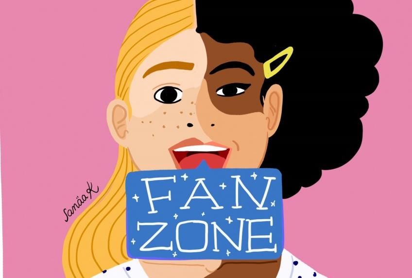 La Fan Zone : le podcast qui va vous faire aimer le foot féminin !