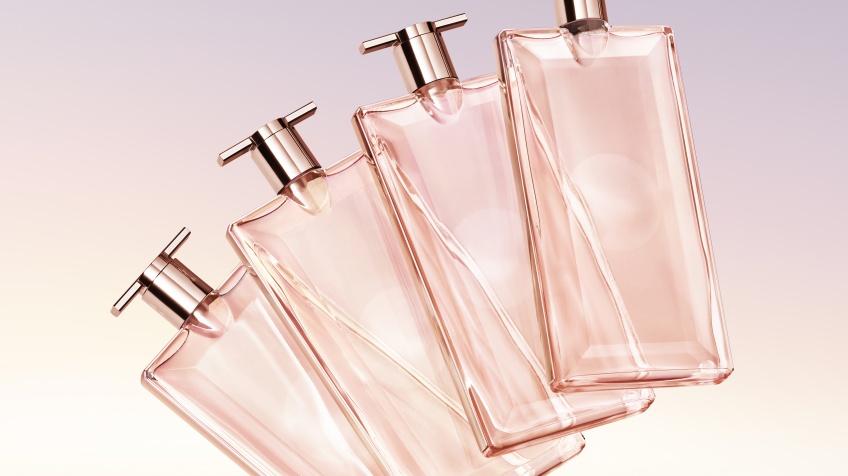On est allées à la big soirée Lancôme et on a rapporté 20 parfums à gagner !