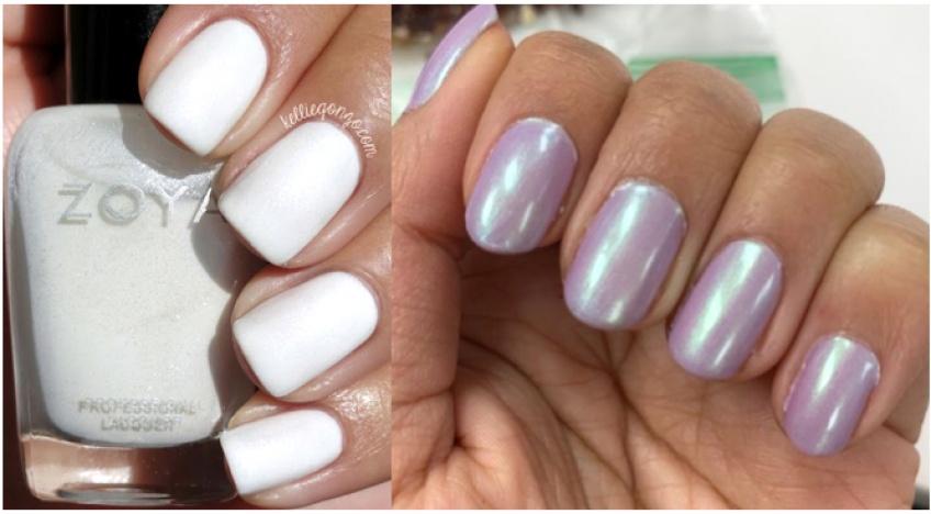 10 plus belles couleurs de vernis à ongles pour vos mains cet été !