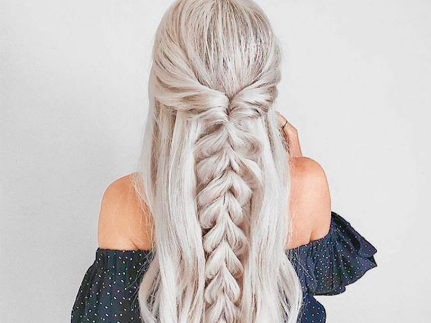 bubble braids