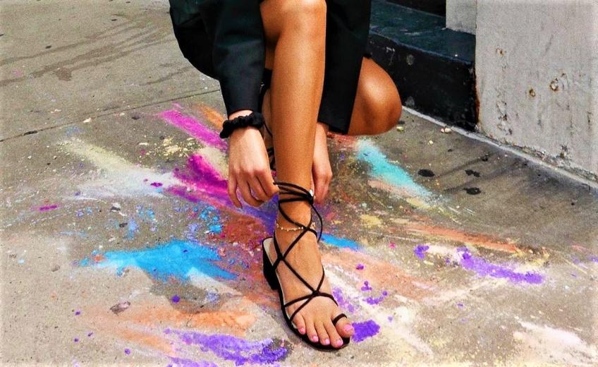 #Shoesday : les chaussures que vous n'avez pas quittées de l'été à ne pas abandonner à la rentrée