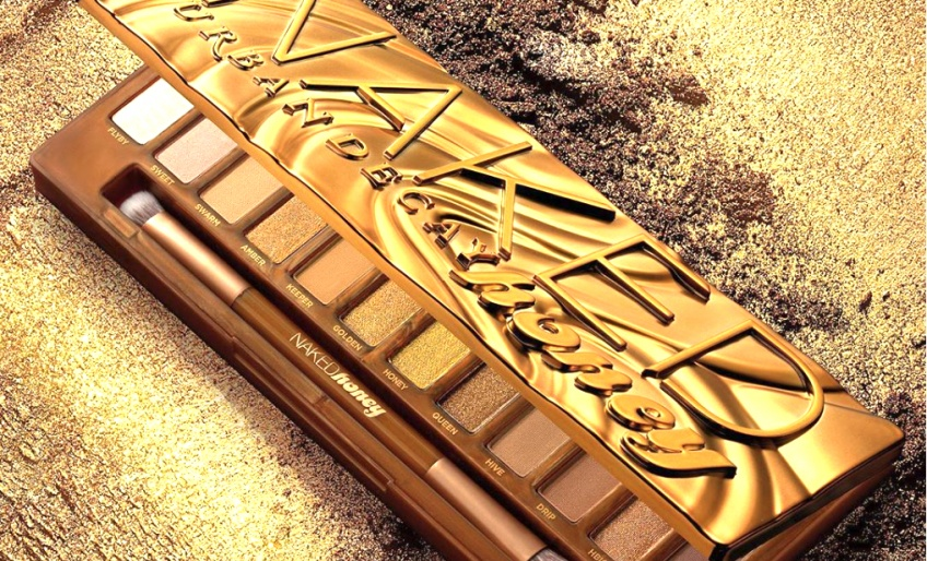 Urban Decay dévoile en exclusivité sa nouvelle palette Honey !