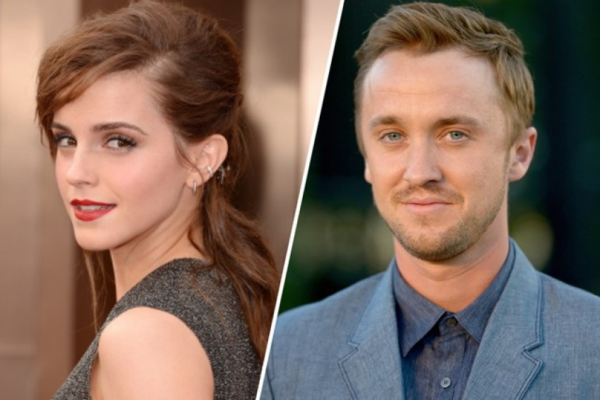 Emma Watson et Tom Felton sont en couple ? C'est ce que ces photos laissent penser.