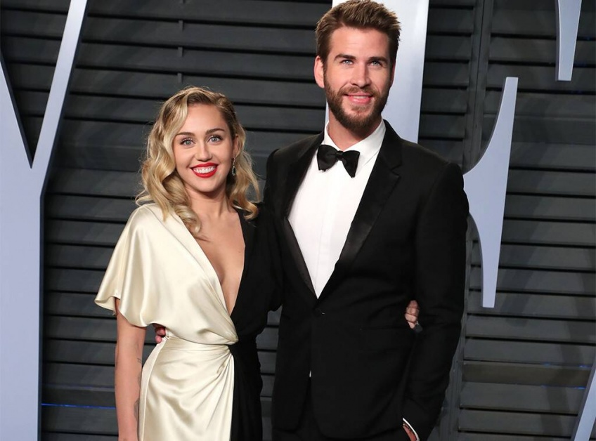 Liam Hemsworth a officiellement demandé le divorce à Miley Cyrus