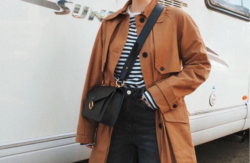 veste légères automne style