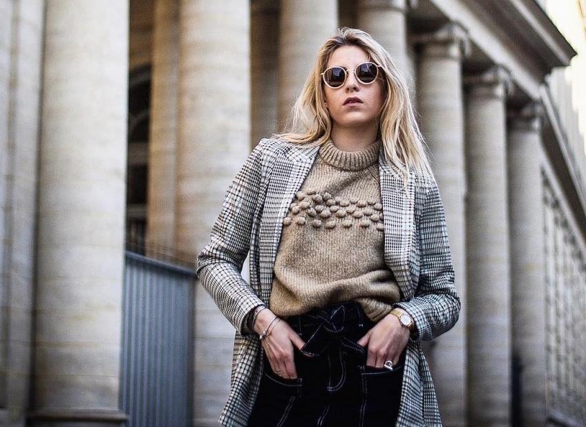Dans le dressing de Luzcorner : La fashionista rock et stylée nous partage ses indispensables de la rentrée