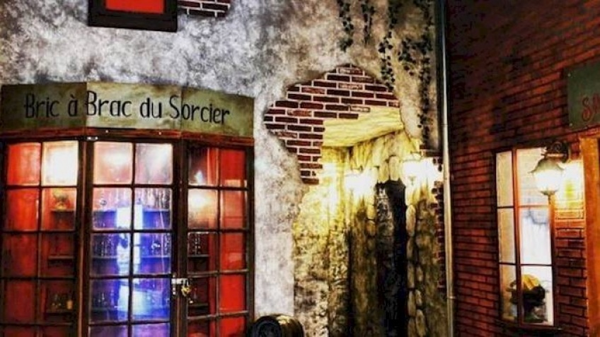 escape game Harry Potter Bordeaux