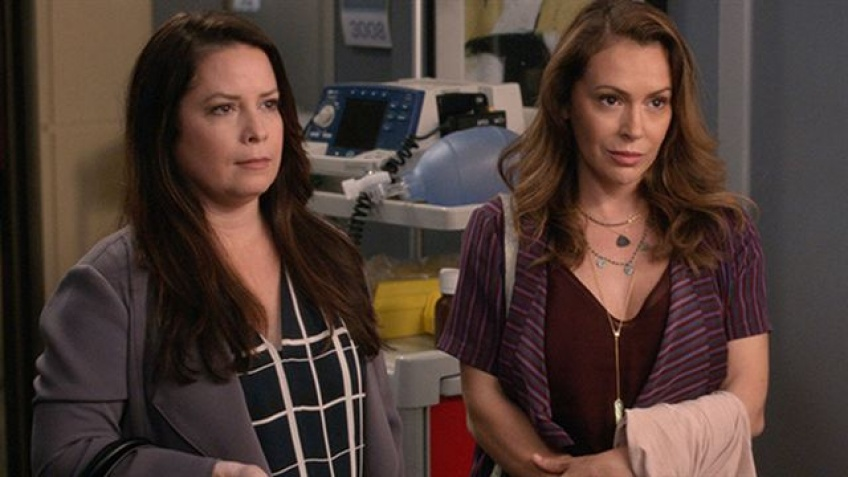 Charmed réunion Grey's Anatomy