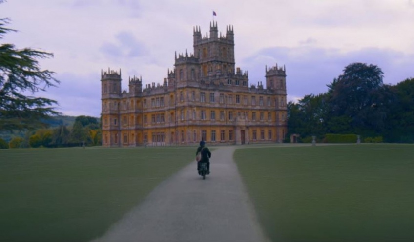 Le château de Downton Abbey est disponible sur Airbnb !